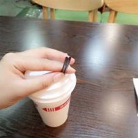 【已售罄】试饮试喝用搅拌棒 咖啡色吸管100支装